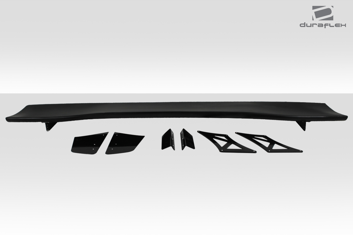 "Universal 74"" Duraflex VRX V1 Short Wing Complete Kit - 9 Piece - Includes VRX Air Foil Blade (113240) VRX Wing Stands (113242) VRX Wing V1 End Caps (113244) VRX Hardware Kit (115111)"