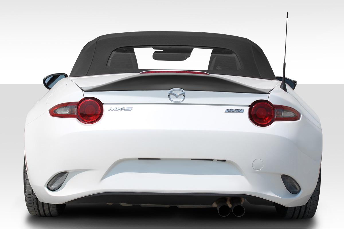 2016-2020 Mazda Miata Duraflex Lightspeed Wing Spoiler - 1 Piece