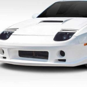 1986-1991 Mazda RX-7 Duraflex RE Wide Body Front Lip - 1 Piece