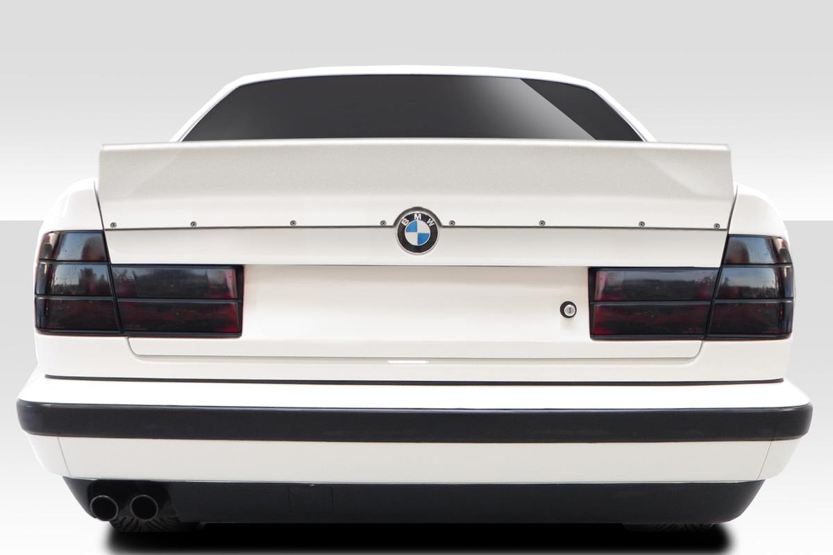 1989-1995 BMW 5 Series E34 4DR Duraflex RBS Wing Trunk Lid Spoiler - 1 Piece