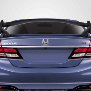 2006-2015 Honda Civic 4DR Carbon Creations Type R Style Rear Wing Spoiler - 1 Piece