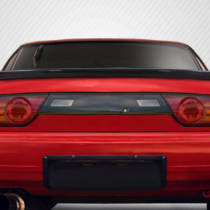 1989-1994 Nissan 240SX S13 HB Carbon Creations GP1 Rear Wing Spoiler - 3 Piece