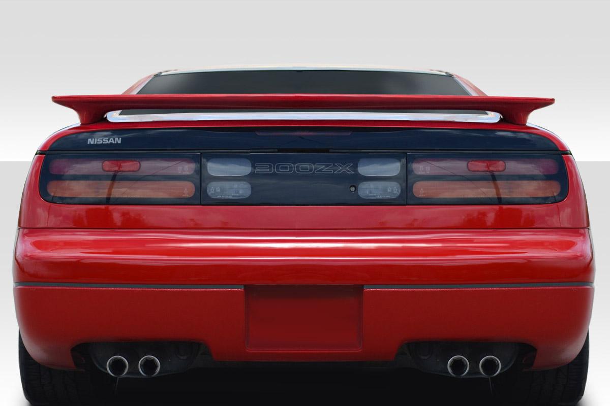 1990-1996 Nissan 300ZX Z32 Duraflex Turbo Look Rear Wing Spoiler - 1 Piece