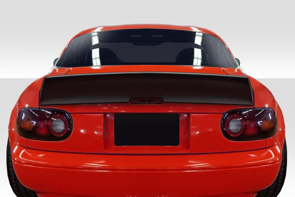 1990-1997 Mazda Miata Duraflex D Spec Rear Wing Spoiler - 1 Piece