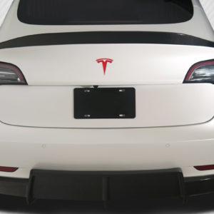 2018-2020 Tesla Model 3 Carbon Creations GT Concept Rear Wing Spoiler - 1 Piece