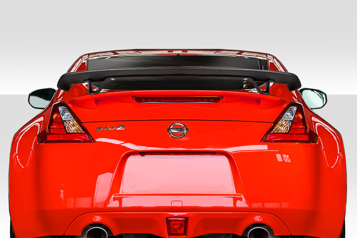 Universal Duraflex Tri Force Rear Wing Spoiler - 1 Piece