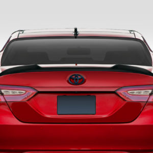 2018-2020 Toyota Camry Duraflex Type V Rear Wing Spoiler - 1 Piece