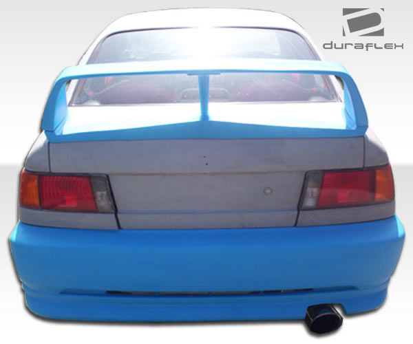 1991-1994 Toyota Tercel Duraflex Evo 4 Wing Trunk Lid Spoiler - 1 Piece (S)