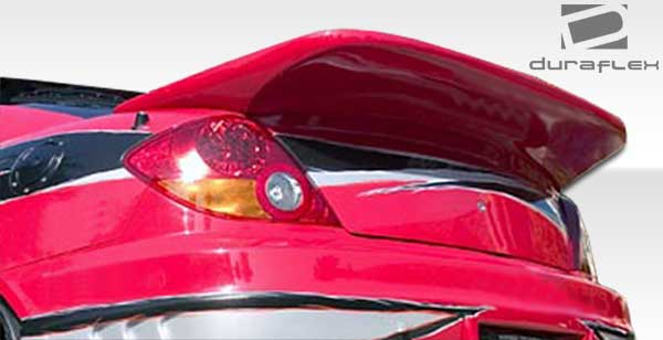 2003-2007 Saturn Ion 2DR Duraflex Racer Wing Trunk Lid Spoiler - 1 Piece (S)