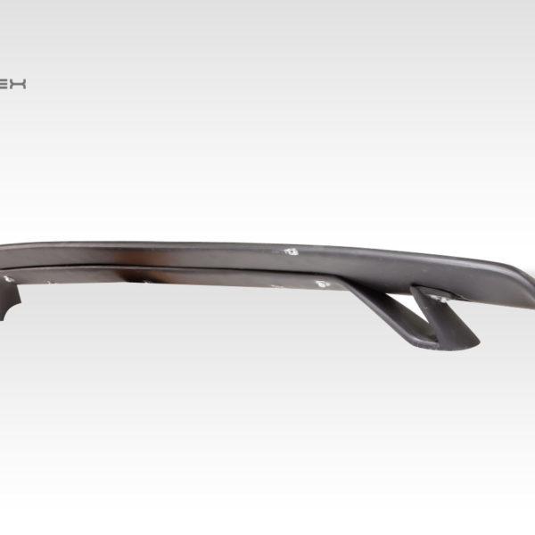 Universal Duraflex Tri Force Rear Wing Spoiler - 1 Piece