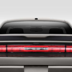 2008-2020 Dodge Challenger Duraflex Demon Look Rear Wing Spoiler - 1 Piece