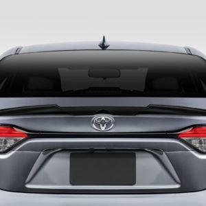 2018-2020 Toyota Camry Duraflex M4 Rear Wing Spoiler - 1 Piece