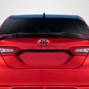 2018-2020 Toyota Camry Carbon Creations Type V Rear Wing Spoiler - 1 Piece