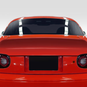 1990-1997 Mazda Miata Duraflex Ducktail Rear Trunk Lid - 1 Piece