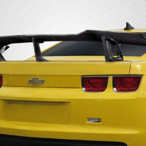 2010-2013 Chevrolet Camaro Carbon Creations ZL1 Look Wing - 4 Piece