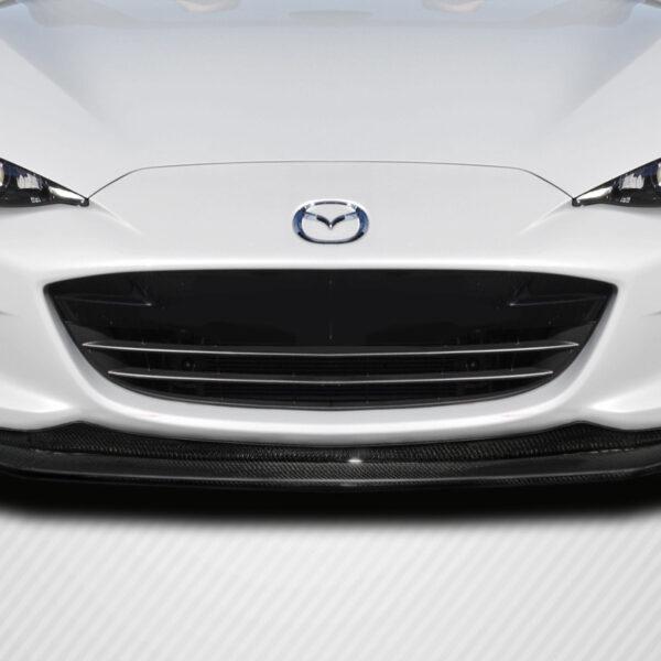 2016-2020 Mazda Miata MX-5 Carbon Creations C Speed Front Lip Under Spoiler - 1 Piece