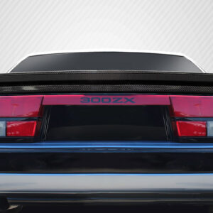 1984-1989 Nissan Z31 300ZX Carbon Creations Ducktail Rear Wing Spoiler - 3 Piece