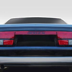 1984-1989 Nissan Z31 300ZX Duraflex Ducktail Rear Wing Spoiler - 3 Piece