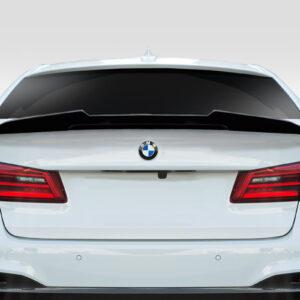 2017-2020 BMW 5 Series G30 2018-2020 M5 F90 Duraflex Plasma Rear Wing Spoiler - 1 Piece