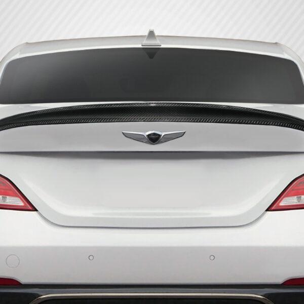 2019-2020 Genesis G70 Carbon Creations MSR Rear Wing Spoiler - 1 Piece