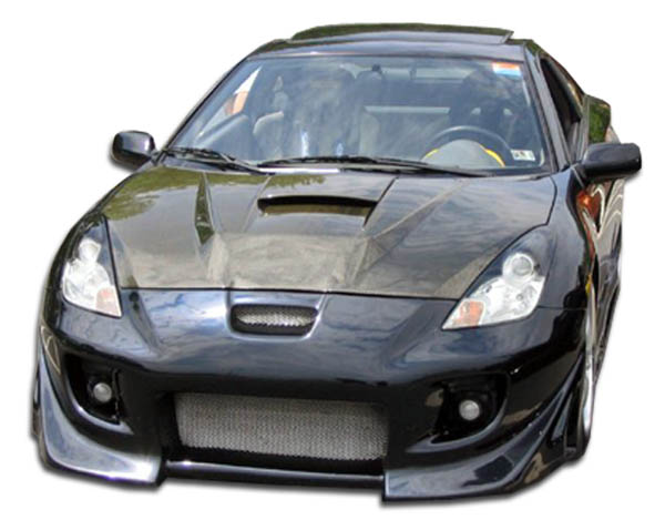 2000-2005 Toyota Celica Duraflex Blits Front Bumper Cover - 1 Piece