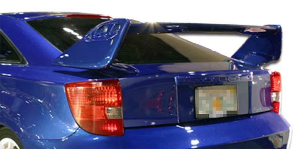 2000-2005 Toyota Celica Duraflex TD3000 Wing Trunk Lid Spoiler - 1 Piece