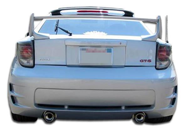 2000-2005 Toyota Celica Duraflex Type K Rear Bumper Cover - 1 Piece (S)