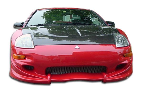 2000-2005 Mitsubishi Eclipse Duraflex Xplosion Front Bumper Cover - 1 Piece