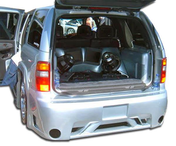 2000-2006 Chevrolet Suburban Duraflex Platinum Rear Bumper Cover - 1 Piece (S)