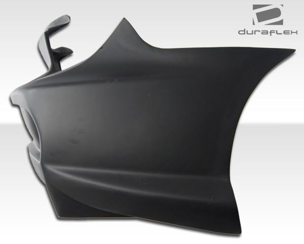 2000-2001 Hyundai Tiburon Duraflex Vader Rear Bumper Cover - 1 Piece (S)
