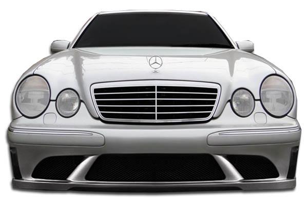 2000-2002 Mercedes E Class W210 Carbon Creations Morello Edition Front Bumper Cover - 1 Piece