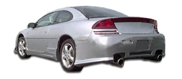 2001-2002 Dodge Stratus 2DR Duraflex G-2 Rear Bumper Cover - 1 Piece (S)
