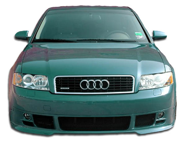 2002-2005 Audi A4 B6 Duraflex Type A Front Lip Under Spoiler Air Dam - 1 Piece
