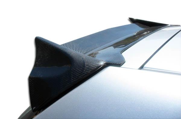 2002-2005 Honda Civic Si HB Duraflex JDM Buddy Roof Window Wing Spoiler - 1 Piece