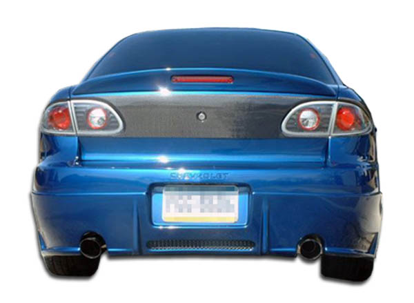2003-2005 Chevrolet Cavalier Duraflex Racer Rear Lip Under Spoiler Air Dam - 1 Piece (S)