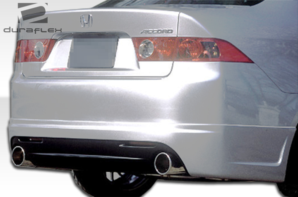 2004-2005 Acura TSX Duraflex K-1 Rear Lip Under Spoiler Air Dam - 1 Piece