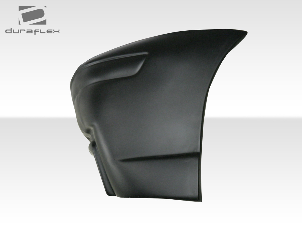 2000-2007 Ford Focus ZX3 Duraflex Evo Rear Bumper Cover - 1 Piece