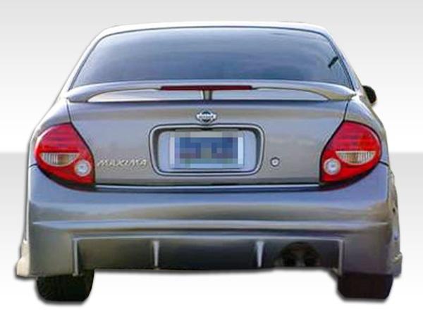 2000-2003 Nissan Maxima Duraflex Buddy Rear Bumper Cover - 1 Piece (S)
