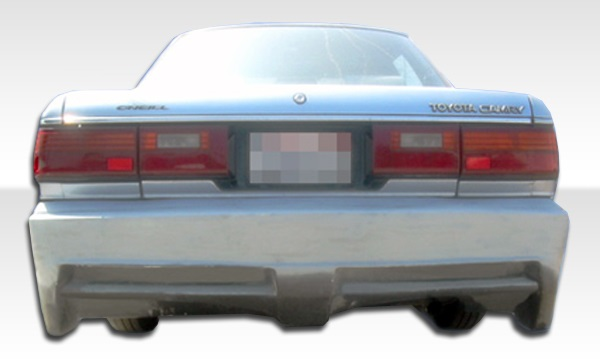 1988-1991 Toyota Camry Duraflex Xtreme Rear Bumper Cover - 1 Piece (S)