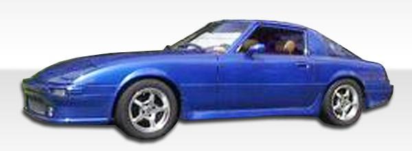 1979-1985 Mazda RX-7 Duraflex M-1 Speed Side Skirts Rocker Panels - 2 Piece