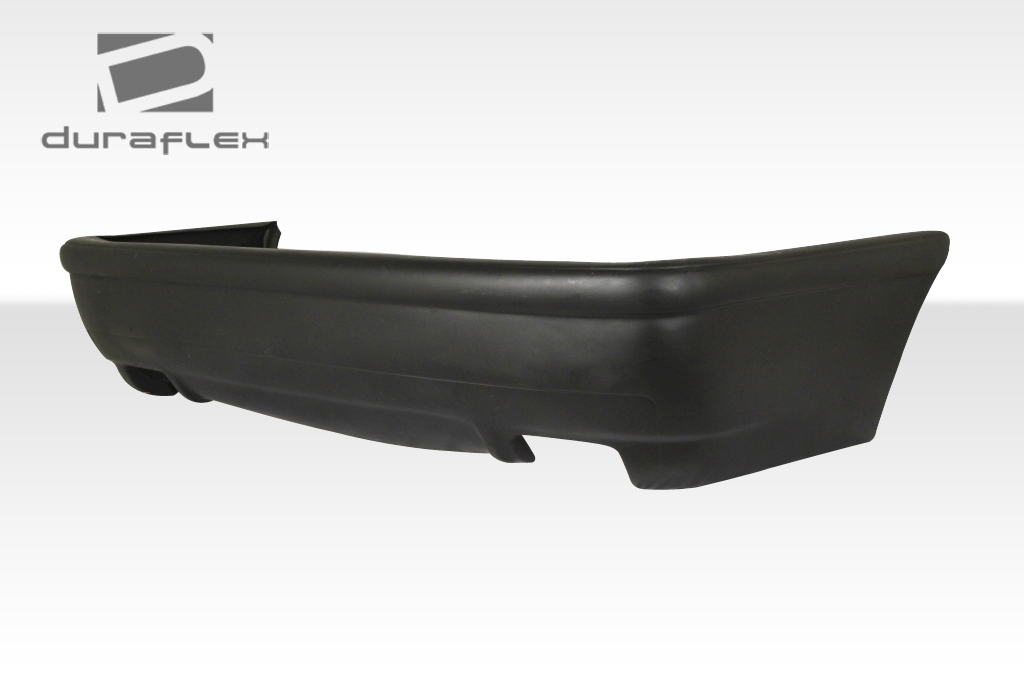 1984-1991 BMW 3 Series E30 2DR 4DR Duraflex CSL Look Rear Bumper Cover - 1 Piece