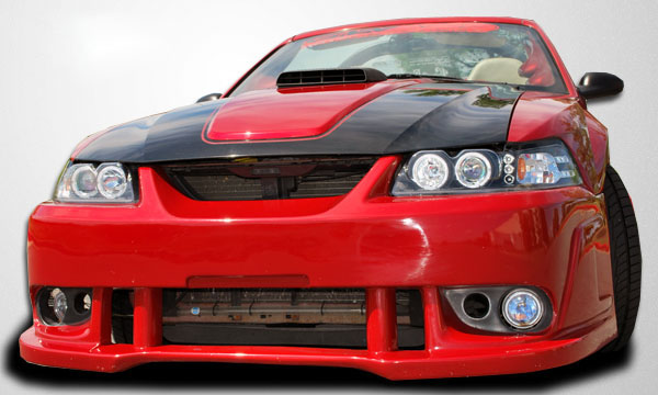 1999-2004 Ford Mustang Couture Urethane Special Edition Front Bumper Cover - 1 Piece