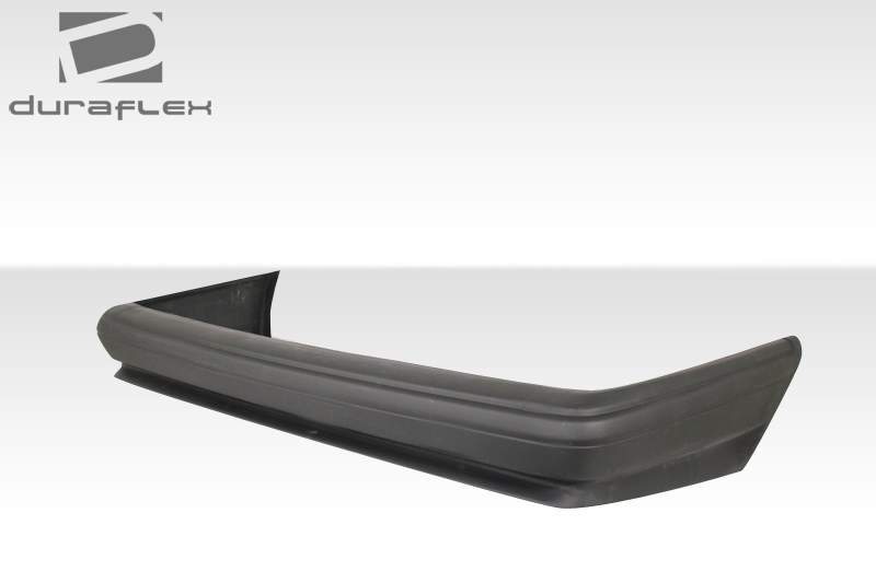 1981-1991 Mercedes S Class W126 2DR Duraflex AMG Look Wide Body Rear Bumper Cover - 1 Piece