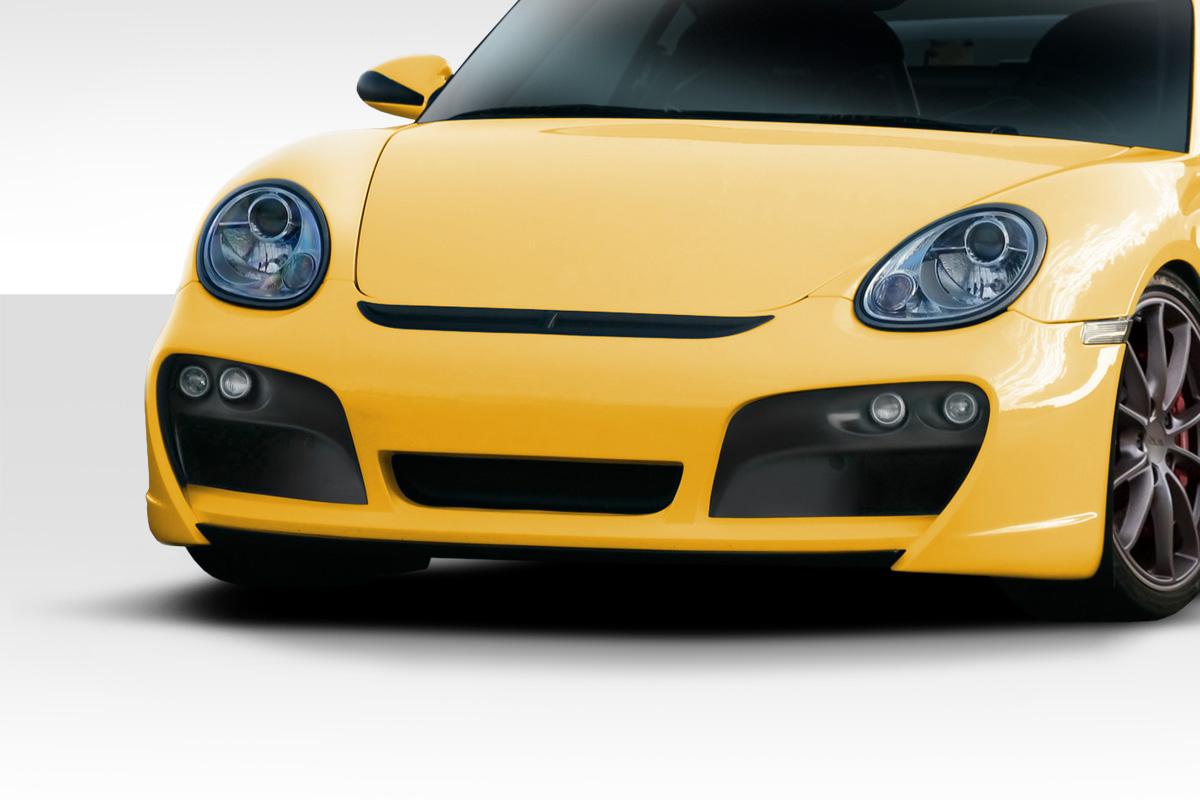 2006-2012 Porsche Cayman 2005-2012 Porsche Boxster Eros Version 1 Fog Lights with base - 6 Pieces (S)