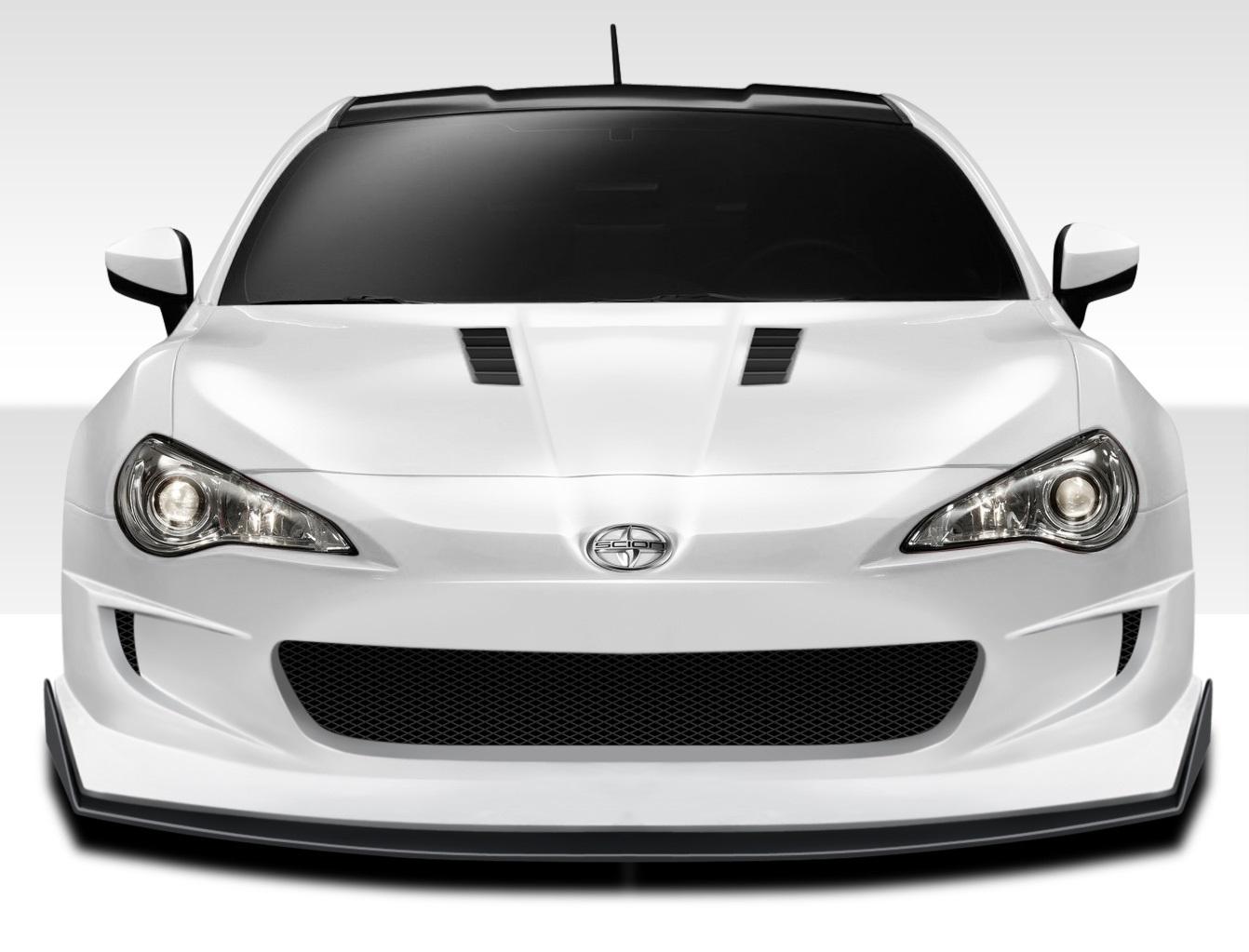 2013-2020 Scion FR-S Toyota 86 Subaru BRZ Duraflex GT Concept Front Bumper Cover - 1 Piece