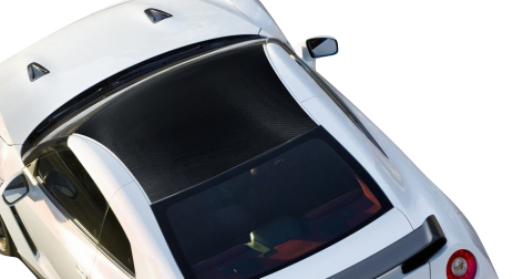 2009-2020 Nissan GT-R R35 Carbon Creations OEM Look Roof - 1 Piece