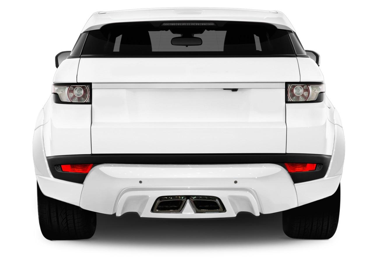 2012-2015 Land Rover Range Rover Evoque AF-1 Exhaust ( Metal ) - 1 Piece