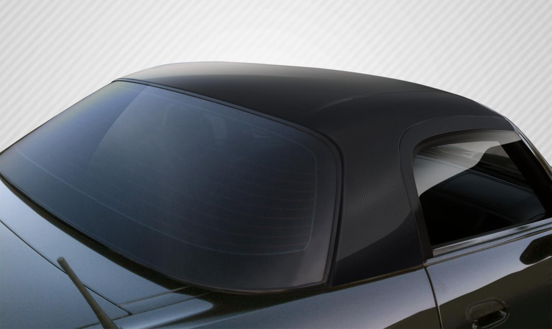 2000-2009 Honda S2000 Carbon Creations OEM Look Hard Top - 1 Piece