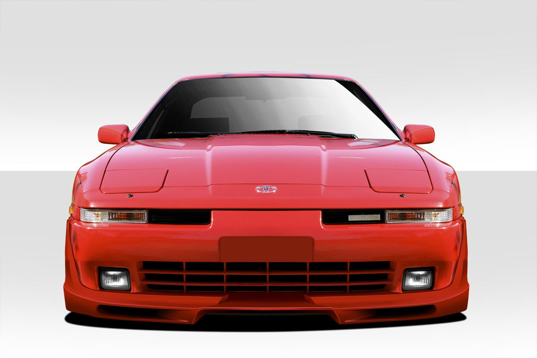 1986-1992 Toyota Supra Duraflex AB-F Front Lip Under Air Dam Spoiler - 1 Piece