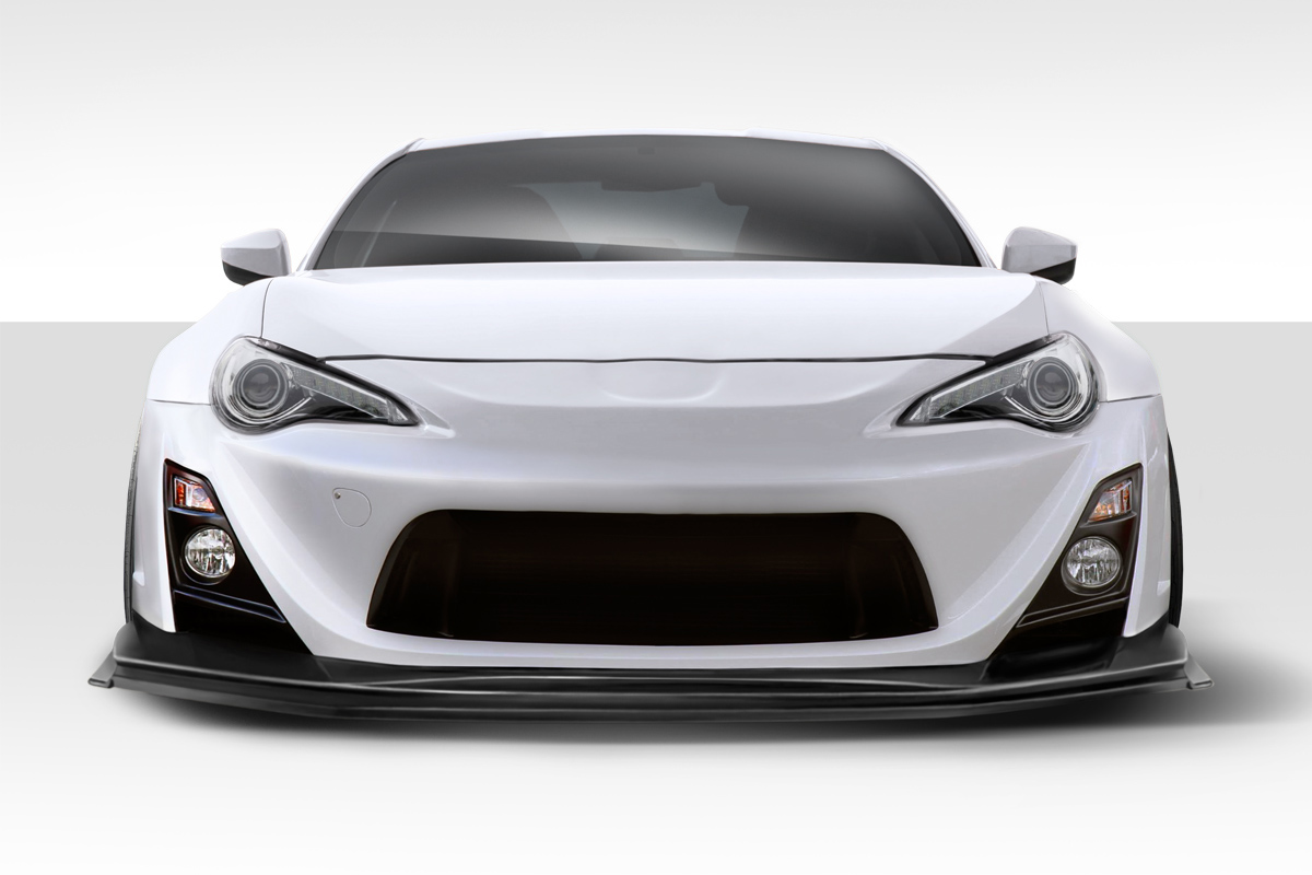2013-2016 Scion FR-S Duraflex VR-S Wide Body Front Bumper / Splitter - 2 Piece